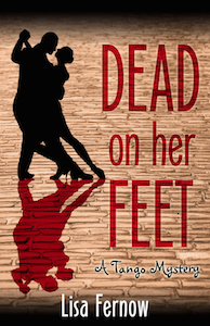 Tango mystery Dead on Her Feet and other great ebooks on sale for $1.99 short time only
