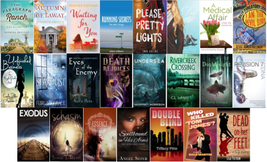 Amazon picks up Booktrope e-books, including Dead on Her Feet!  See what they selected …